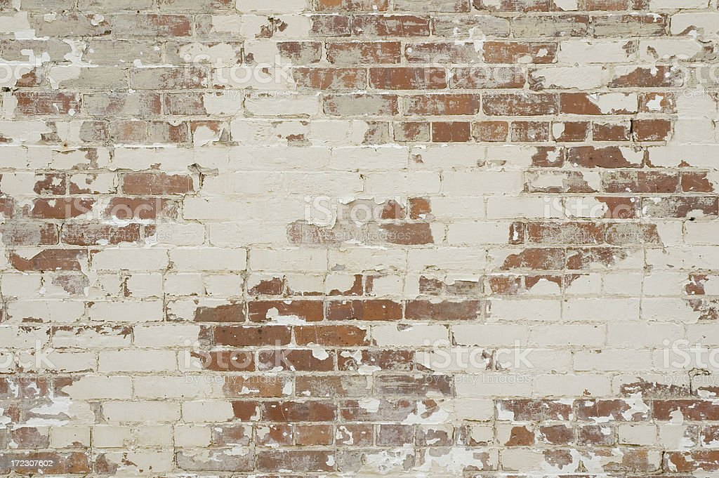 Old Brick Wall royalty-free stock photo