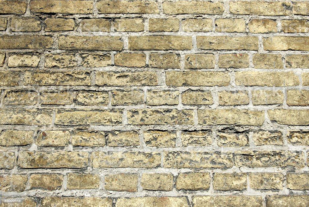 Old brick wall 免版稅 stock photo