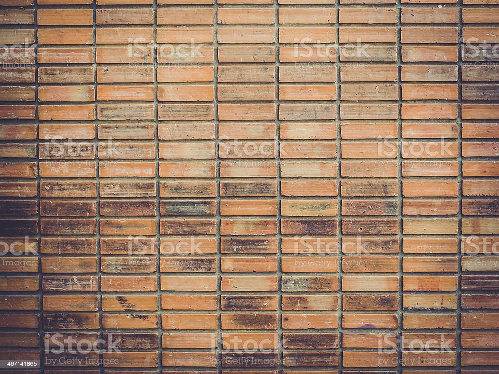 old brick wall texture and background stock photo