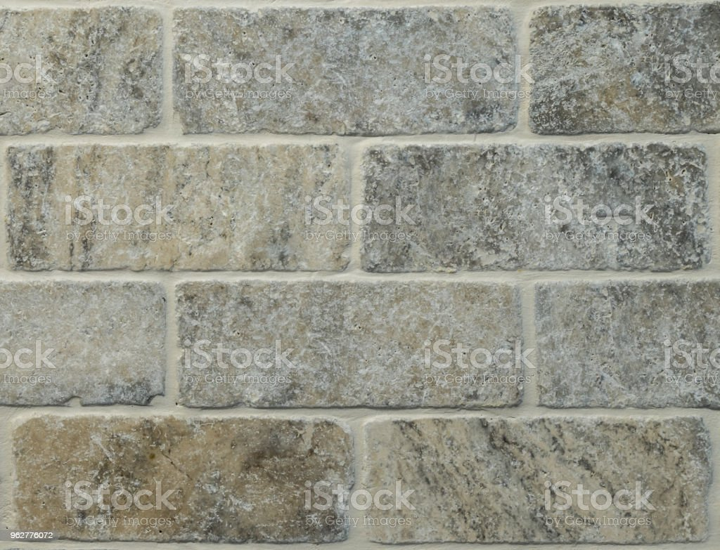Old brick  wall texture background  surface for design and decoration - Foto stock royalty-free di A forma di blocco