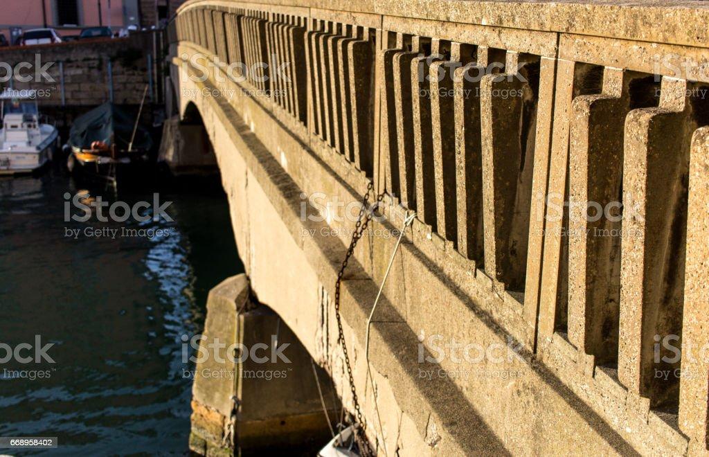 Old bridge foto stock royalty-free