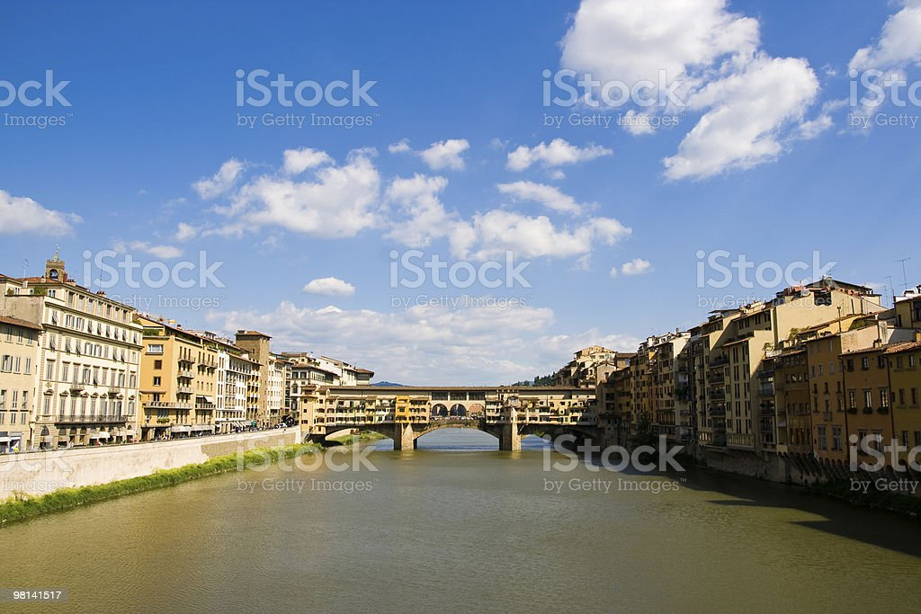 Ponte Vecchio royalty-free stock photo