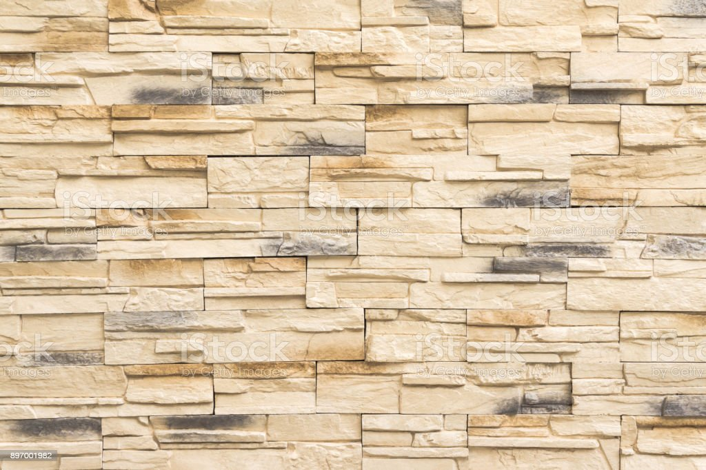 Old Brown Bricks Wall Pattern Brick Wall Texture Or Brick Wall Background  Light For Interior Or
