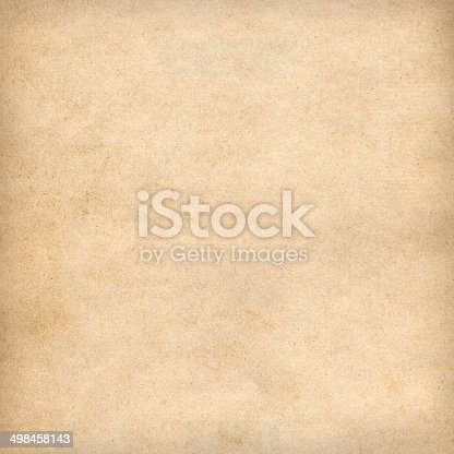 istock Old brown paper background 498458143