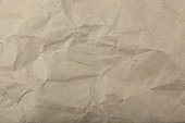 istock Old Brown Paper Texture 1192816516