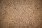 istock old brown stucco clay wall 622004706
