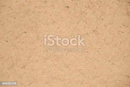 700531402 istock photo old brown stucco clay wall, retro background 646382536