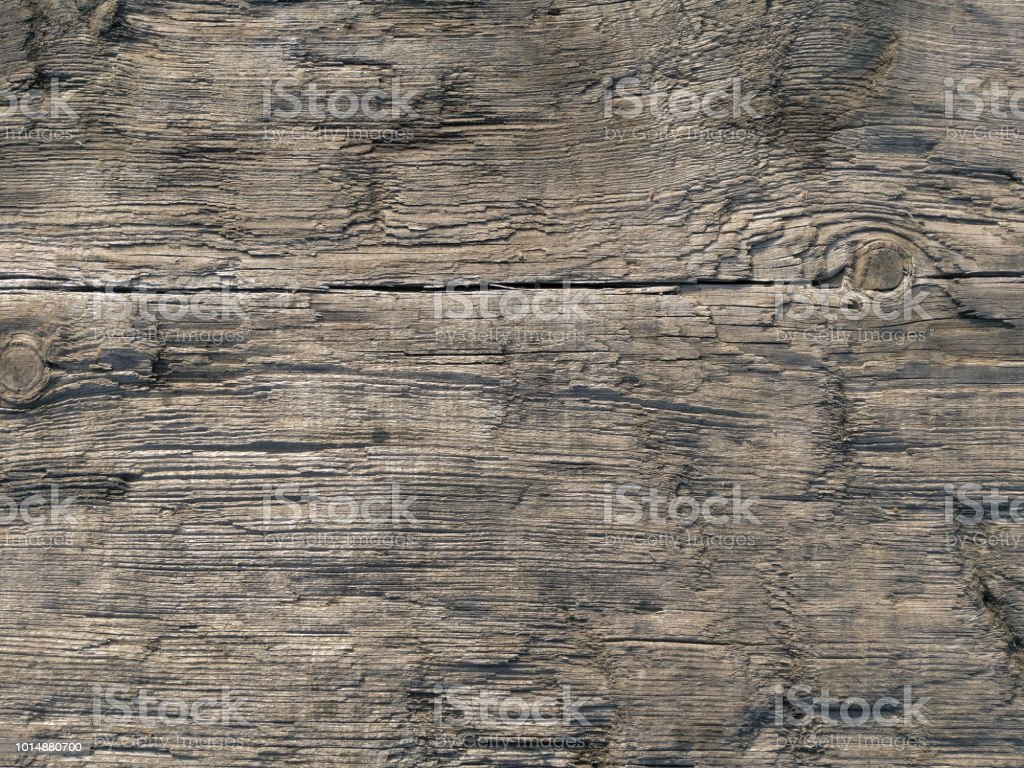 Old brown wood board surface texture photo stock photo