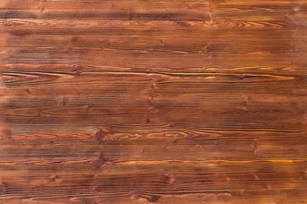 Vieille brune texture bois. Design vintage. - Photo