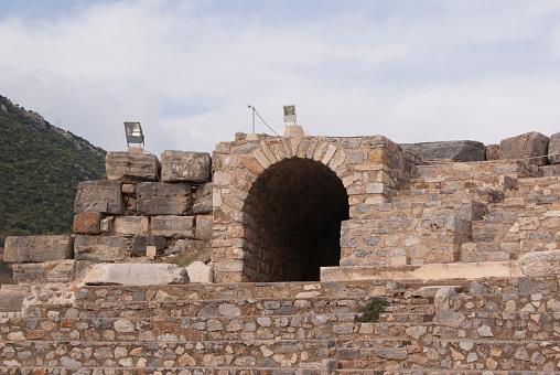 istock Old building in Turkey 477526158