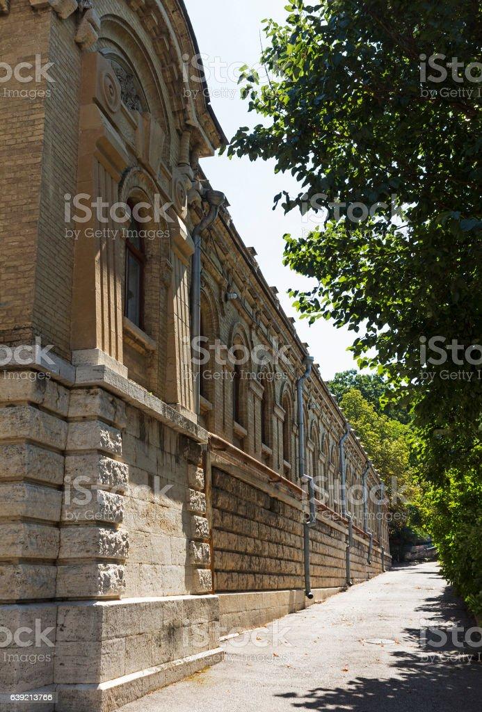 Old building of Pyatigorsk stock photo
