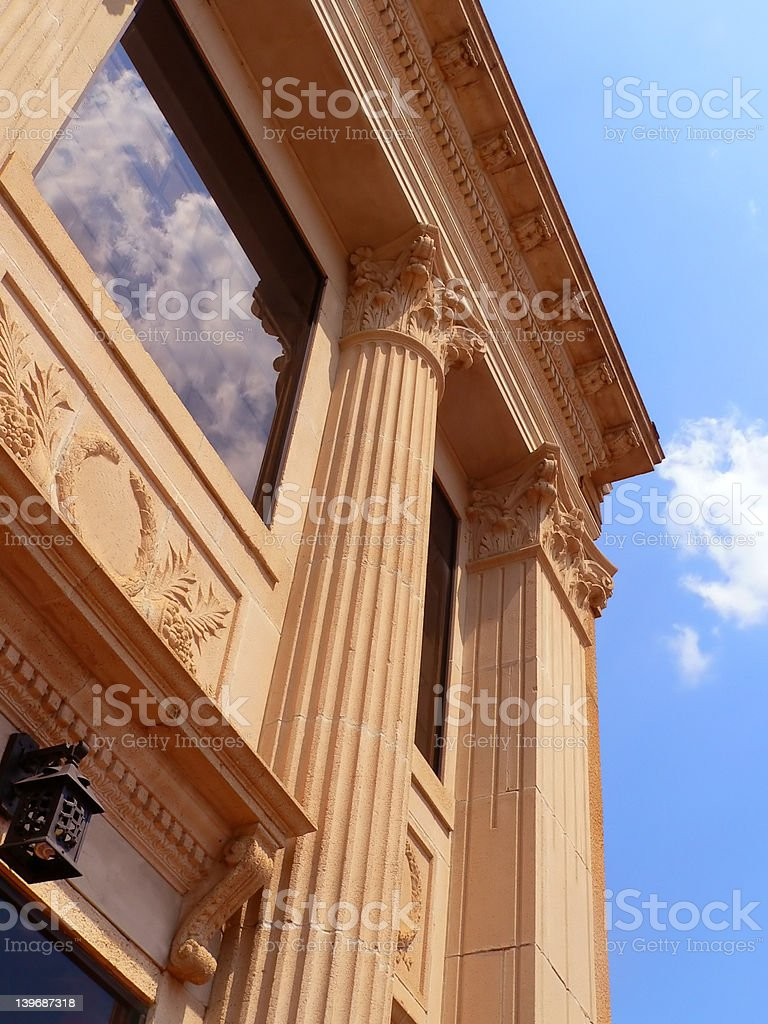 Old Building royalty-free stock photo