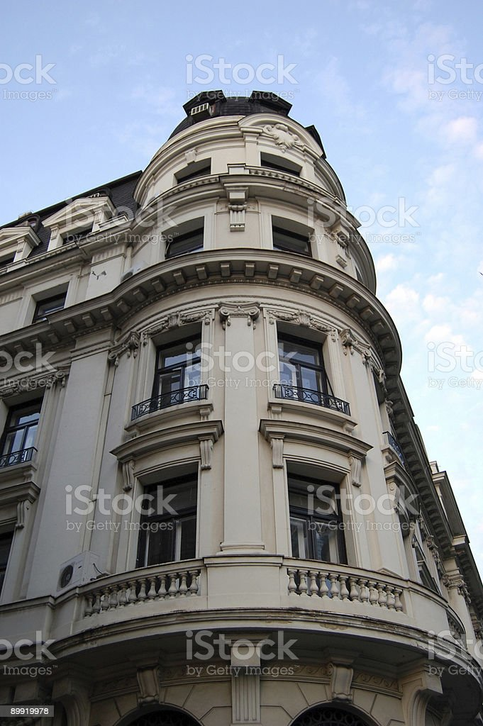 old building - Royalty-free Architecture Stock Photo