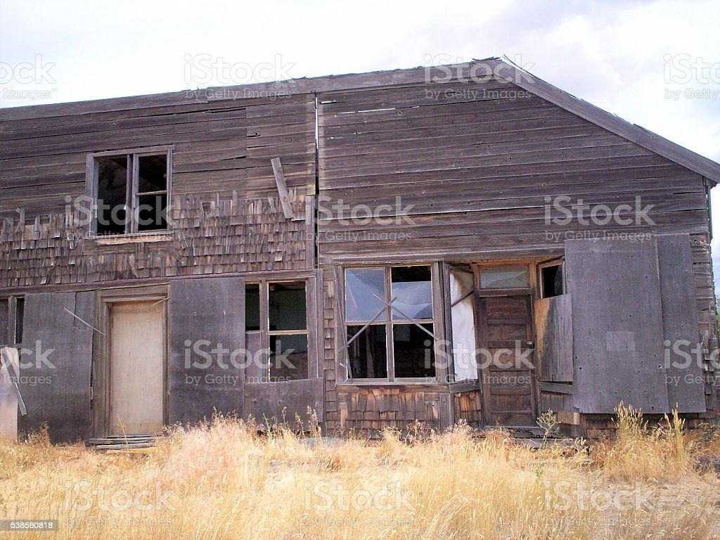4 Viejos viejos edificios 4 foto de stock y más banco de imágenes de
