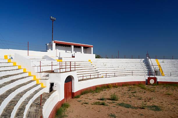 old tourada arena - portalegre imagens e fotografias de stock