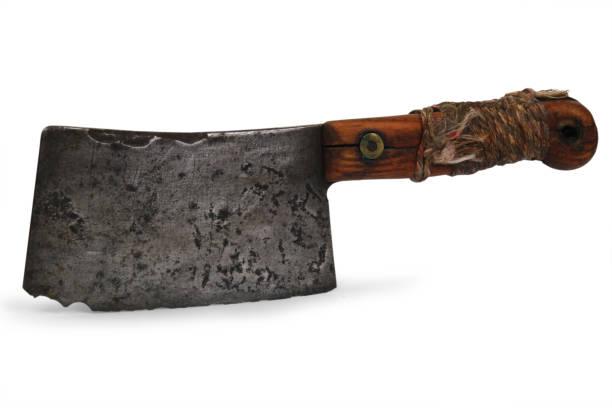 Old Butcher Messer – Foto
