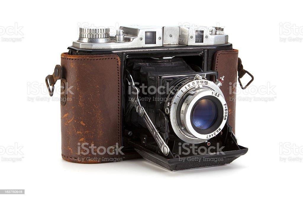 Vieille caméra - Photo