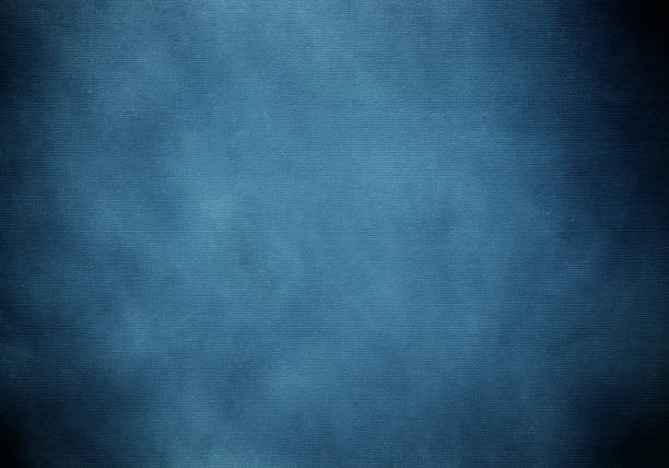 Old Canvas background Canvas background dark blue stock pictures, royalty-free photos & images
