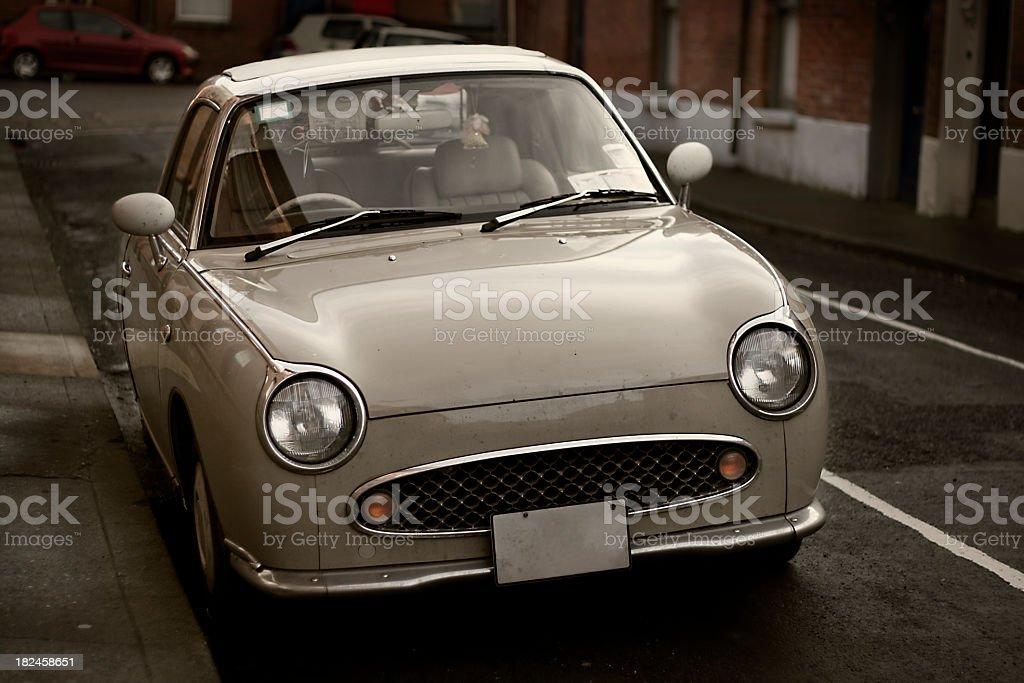 Velho carro foto royalty-free