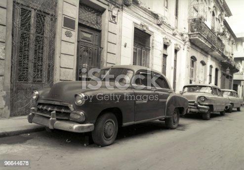 istock Old car 96644678