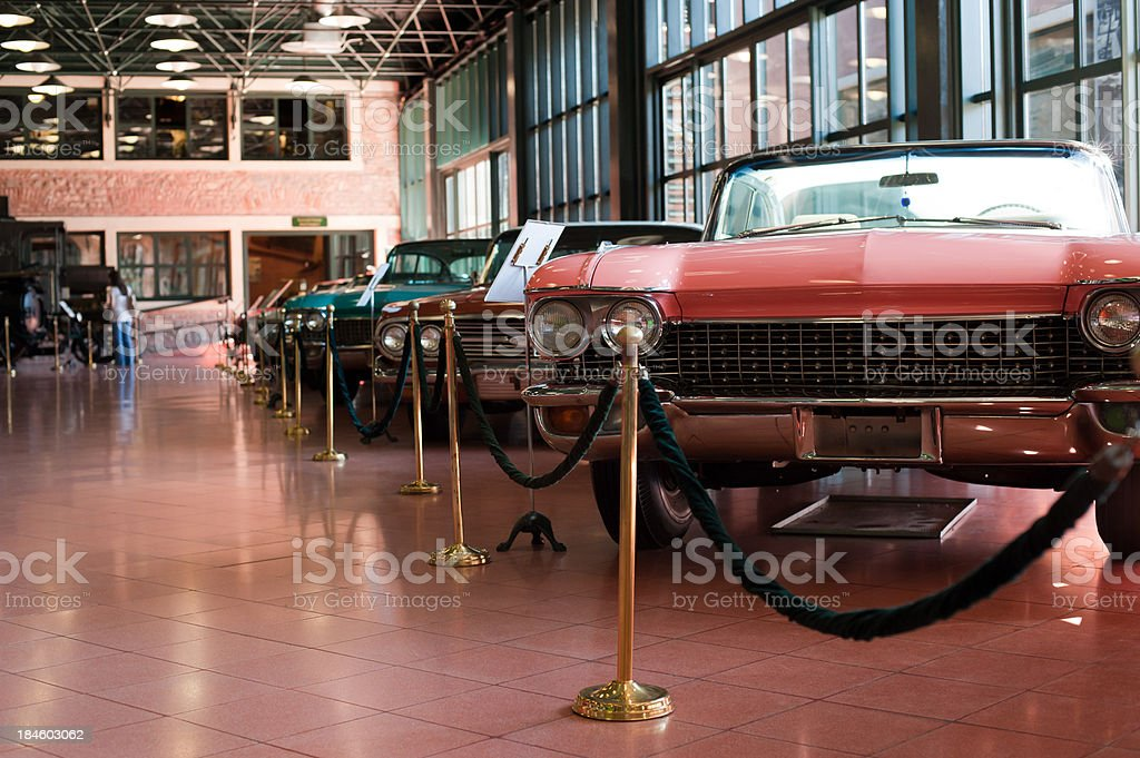 Old Cars royalty-free stock photo