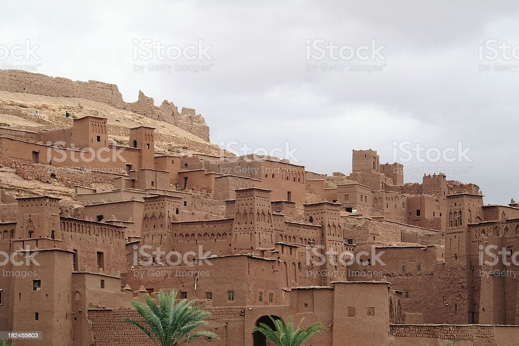 Old Casbah stock photo