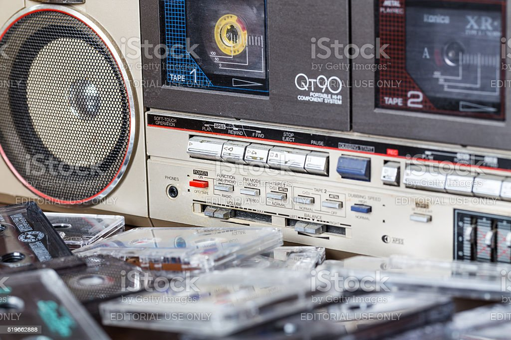 high school and old cassette recorder essay B low male, 19, recent high school graduate c low male, 19, last year high school d mid female, mid 30's, homemaker  a simple cassette recorder was used to record each 50 minute lesson  the recorder was placed in an inconspicuous place in the classroom this out of sight, out of mind technique was particularly helpful to the teacher.