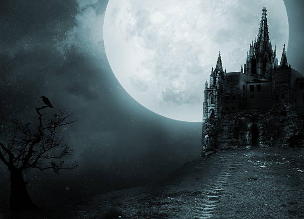 15,508 Haunted Castle Stock Photos, Pictures & Royalty-Free Images - iStock