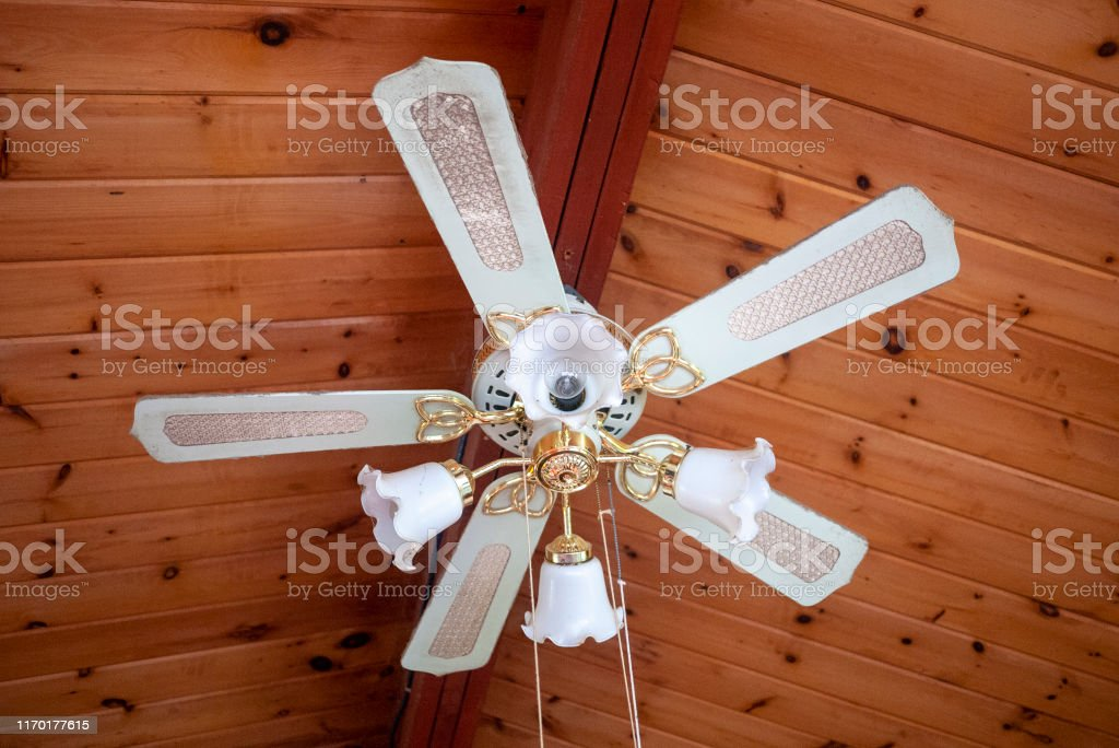 Old Ceiling Fan Stock Photo Download Image Now Istock