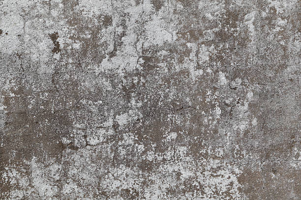 Old Cement Wall stock photo