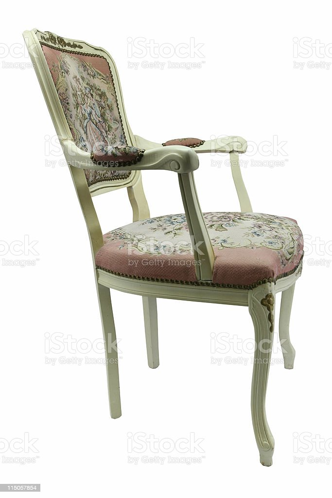 old chair1 royalty-free stock photo