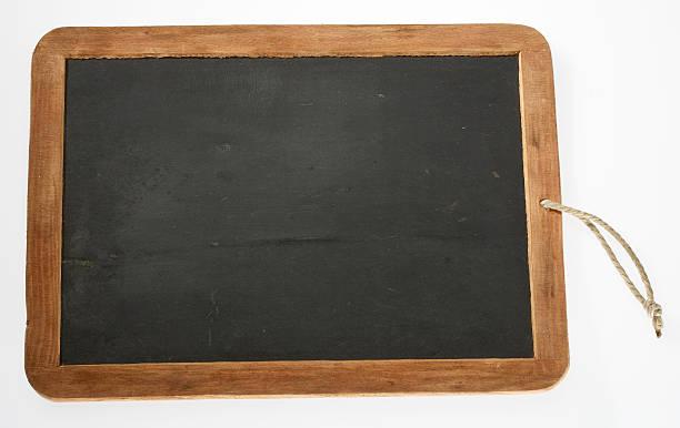 alten tafel - briefhalter stock-fotos und bilder
