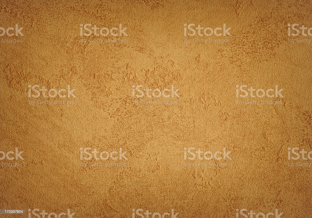 Old Chamois Leather royalty-free stock photo