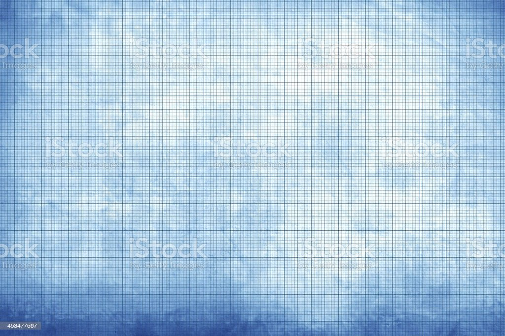 old chart paper stock photo