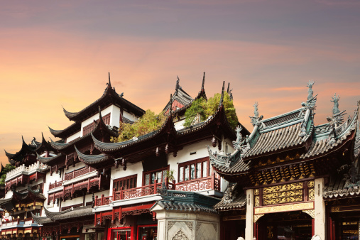 Old Chinese Architecture