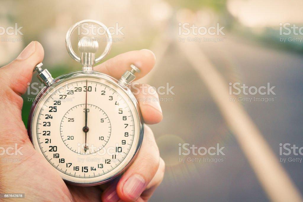 Old Chronometer – Foto