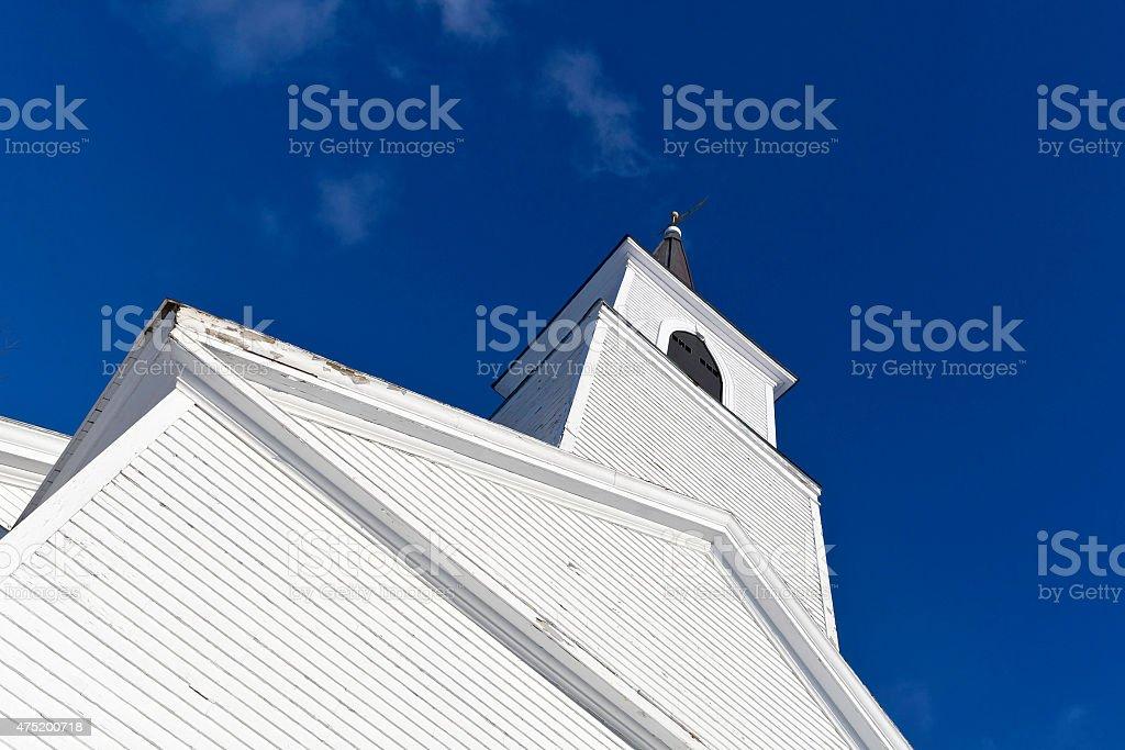 Old church stock photo
