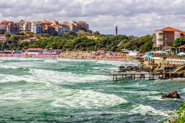 Old City  beach stock photo