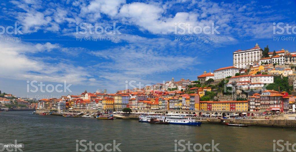 velha cidade do Porto, Portugal - foto de acervo