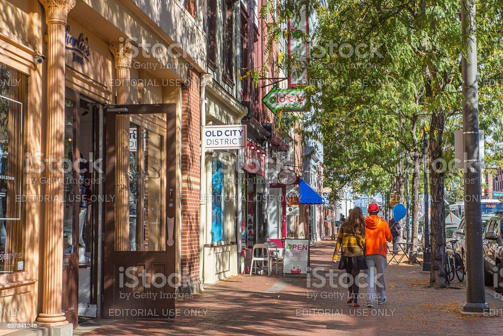 Old City Philadelphia