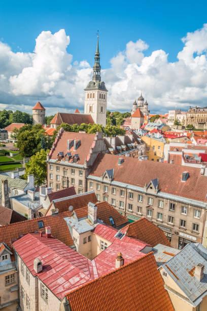 Vieille ville de Tallinn - Photo