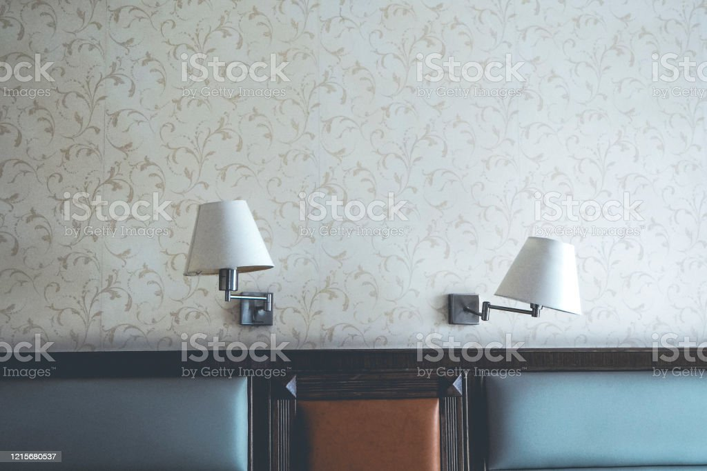 Old Classic Double Wall Lamp Double Wall Lamp Personality Retractable Decorative Wall Lamp Retro Bedroom Headboard Stock Photo Download Image Now Istock