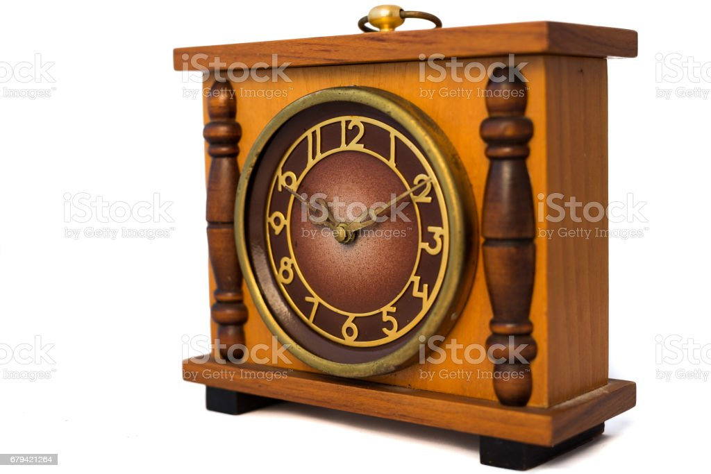 Old clock foto de stock royalty-free