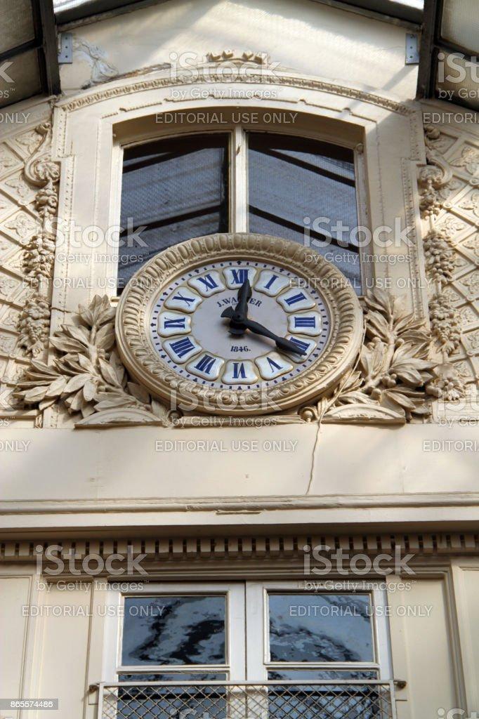 Vieille horloge - Photo