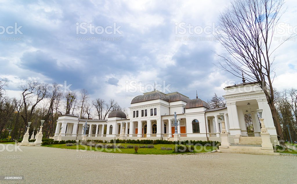 Old Cluj casino stock photo