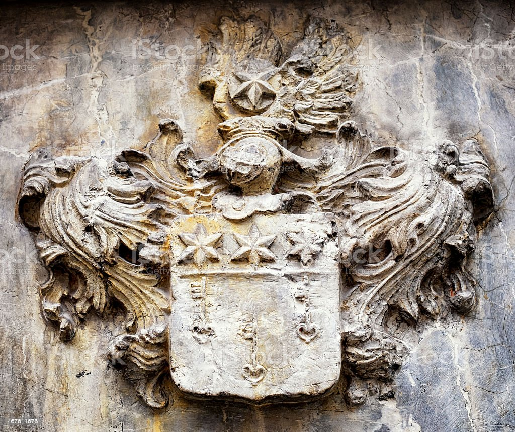 Alten Wappen – Foto
