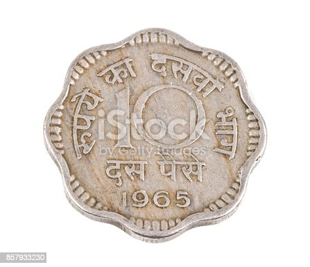 istock Old Coin 857933230