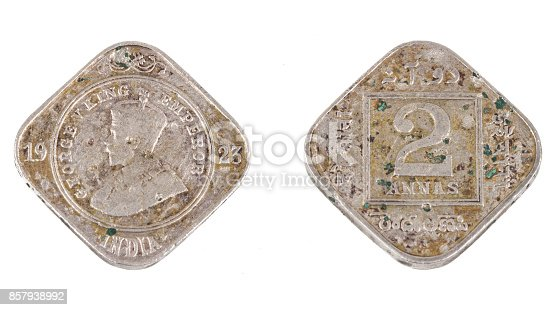 istock Old Coin 857938992