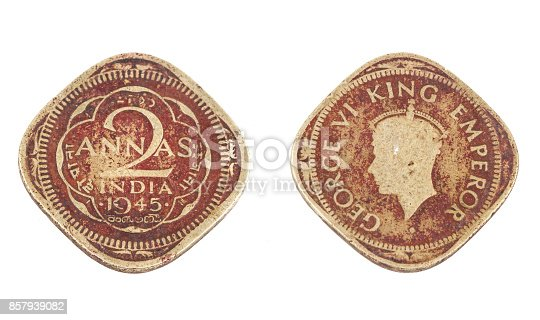 istock Old Coin 857939082