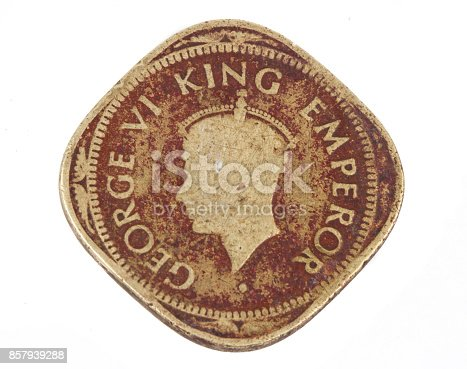 istock Old Coin 857939288